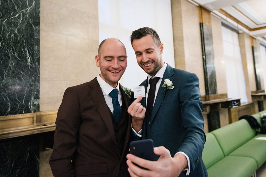Michael and Keith's New York elopement with Everly Studios (1)