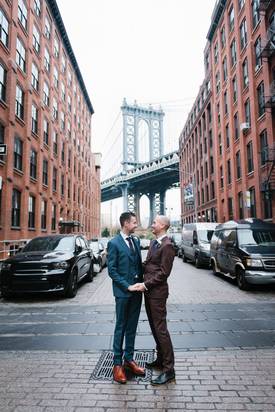 Michael and Keith's New York elopement with Everly Studios (9)
