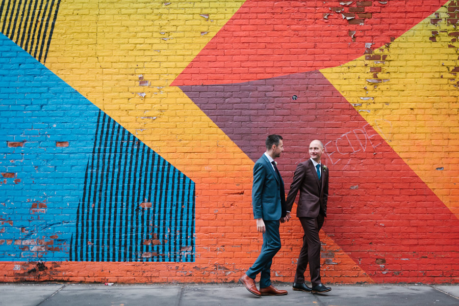 Michael and Keith's New York elopement with Everly Studios (10)