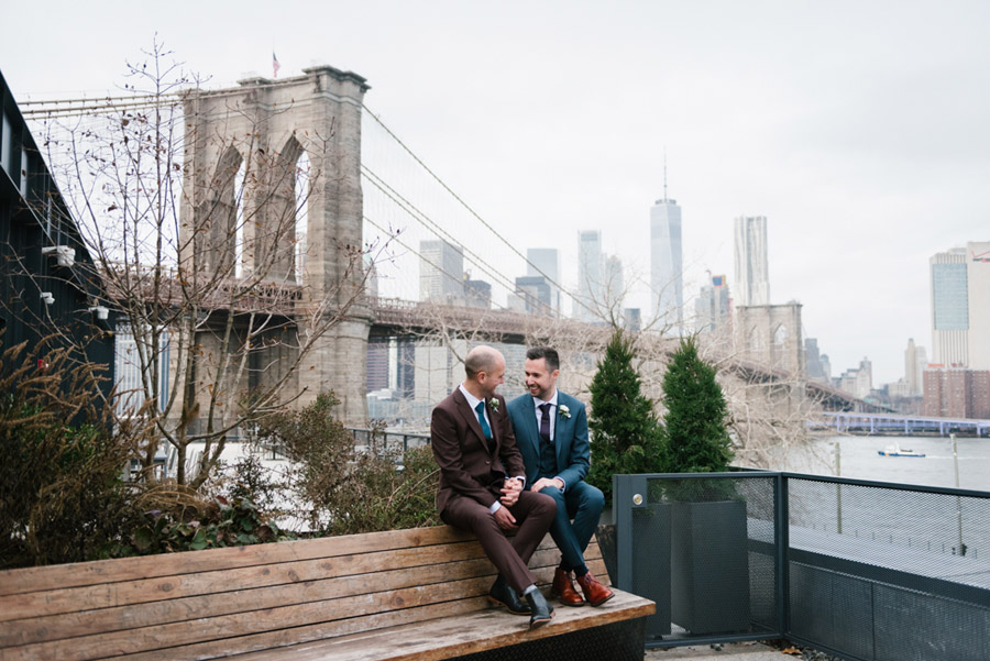 Michael and Keith's New York elopement with Everly Studios (16)