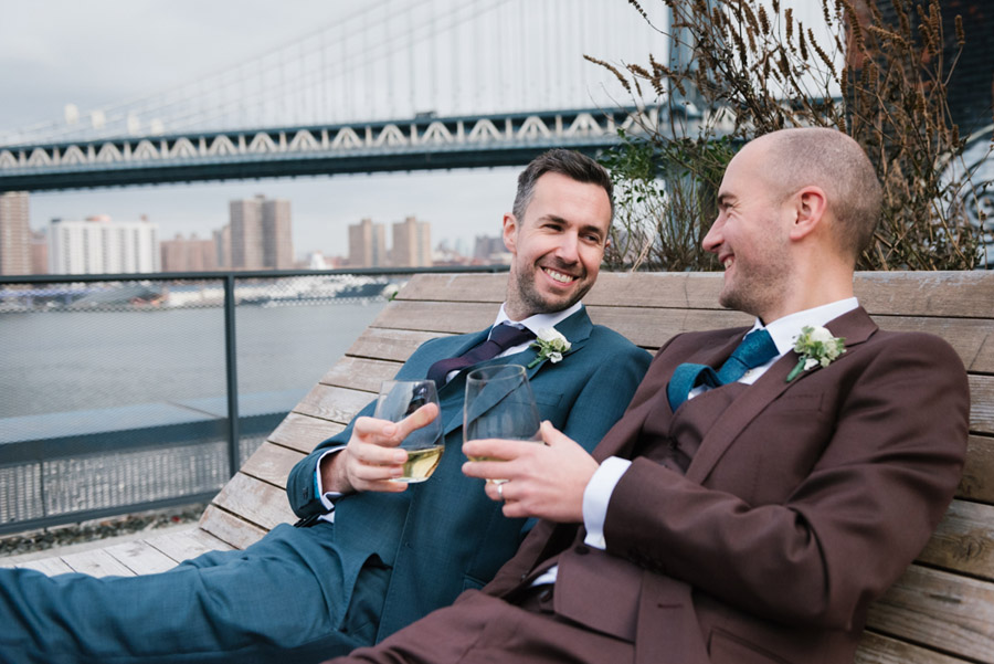 Michael and Keith's New York elopement with Everly Studios (19)