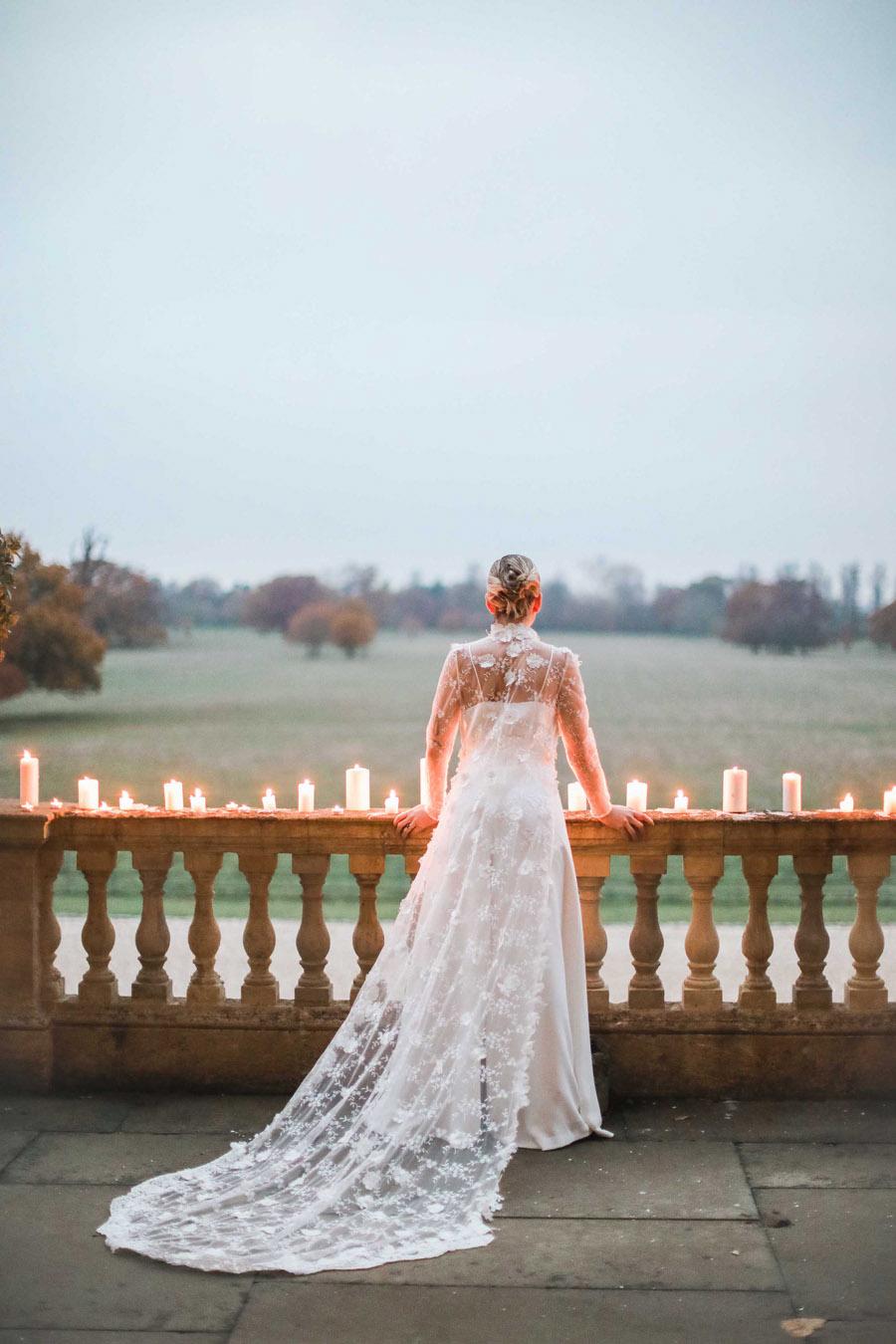 Photo credit Charlotte Wise Photography at Kirtlington Park via English Wedding Blog (2)