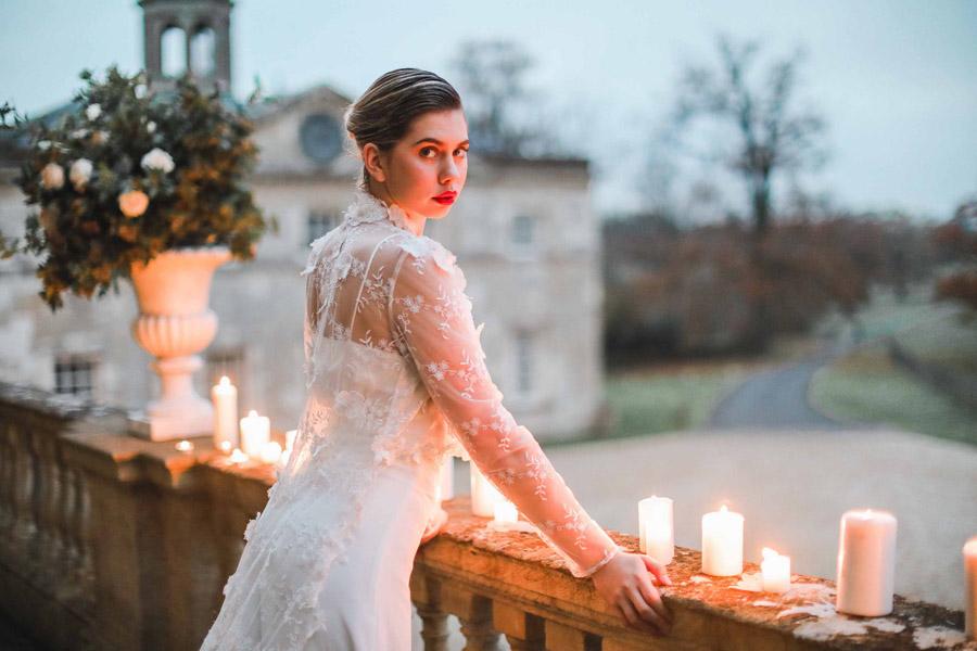 Photo credit Charlotte Wise Photography at Kirtlington Park via English Wedding Blog (1)