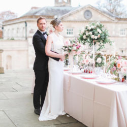 Light, natural and timeless wedding style from Kirtlington Park