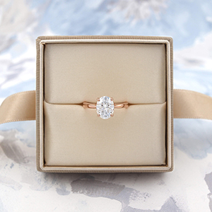 Lily Arkwright sustainable engagement rings uk