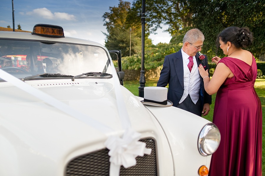 Sophie and Chris's classic autumn wedding in Kent, images by Terence Joseph Photography (3)