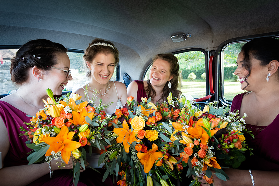 Sophie and Chris's classic autumn wedding in Kent, images by Terence Joseph Photography (4)