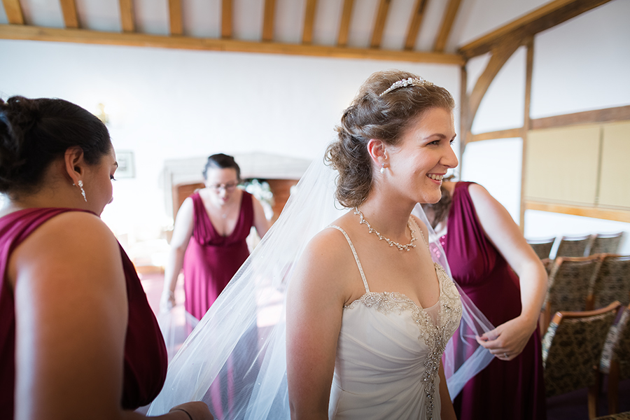 Sophie and Chris's classic autumn wedding in Kent, images by Terence Joseph Photography (6)