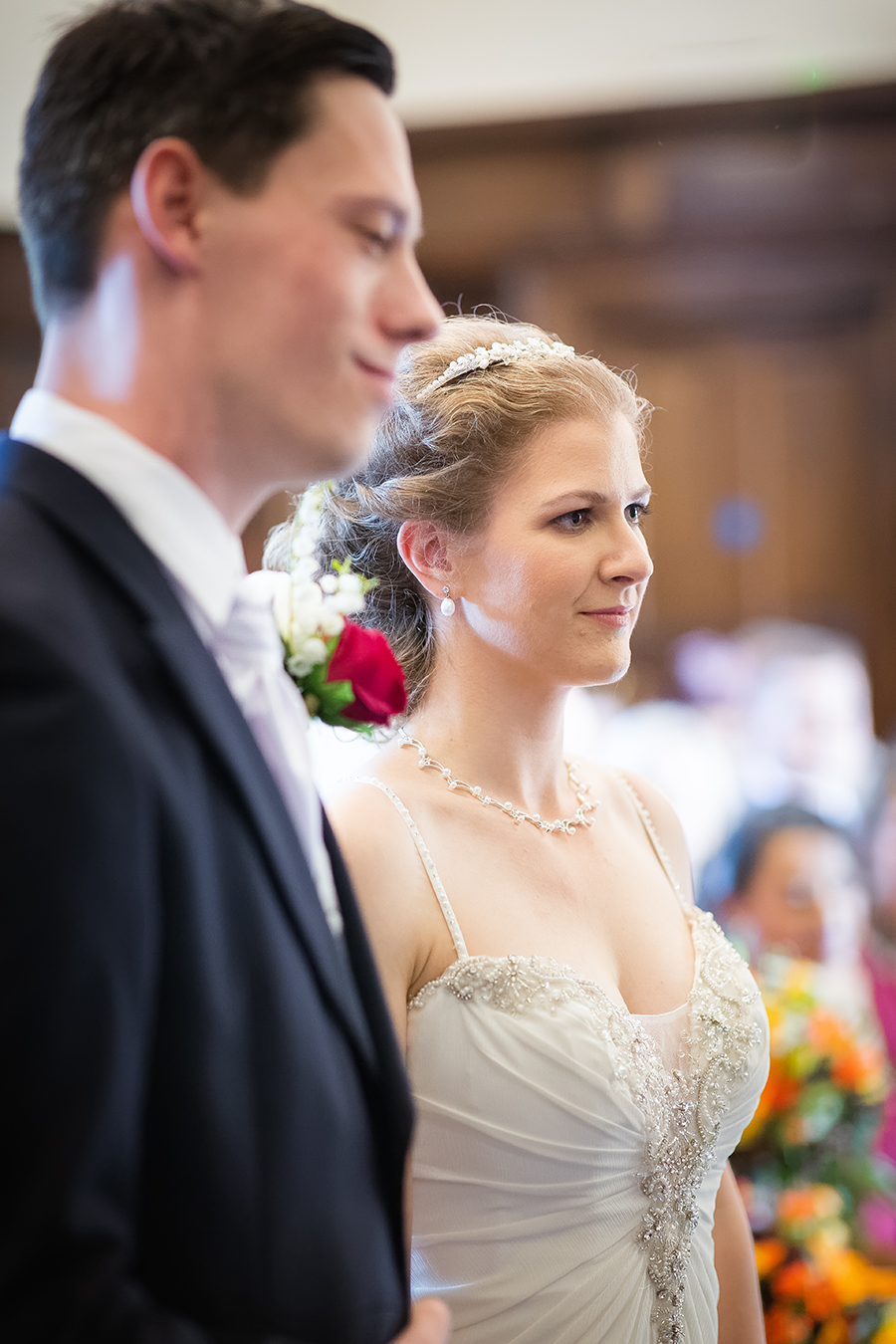 Sophie and Chris's classic autumn wedding in Kent, images by Terence Joseph Photography (10)