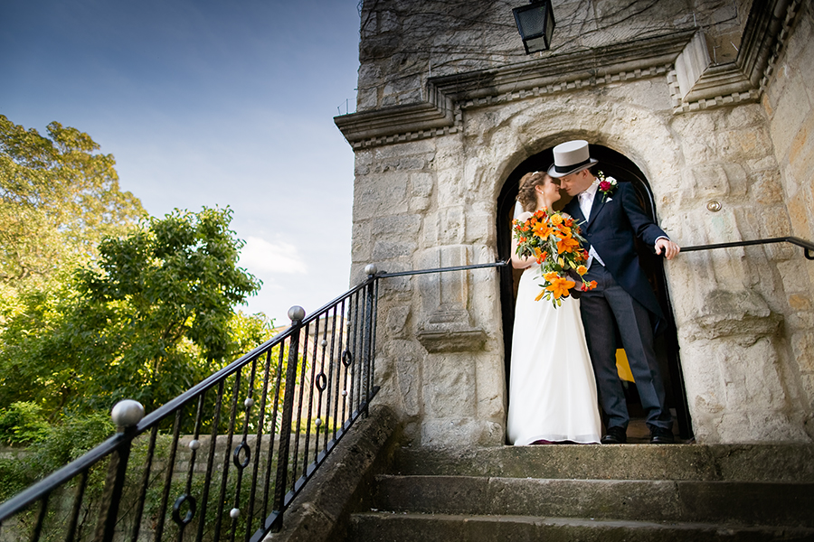 Sophie and Chris's classic autumn wedding in Kent, images by Terence Joseph Photography (15)