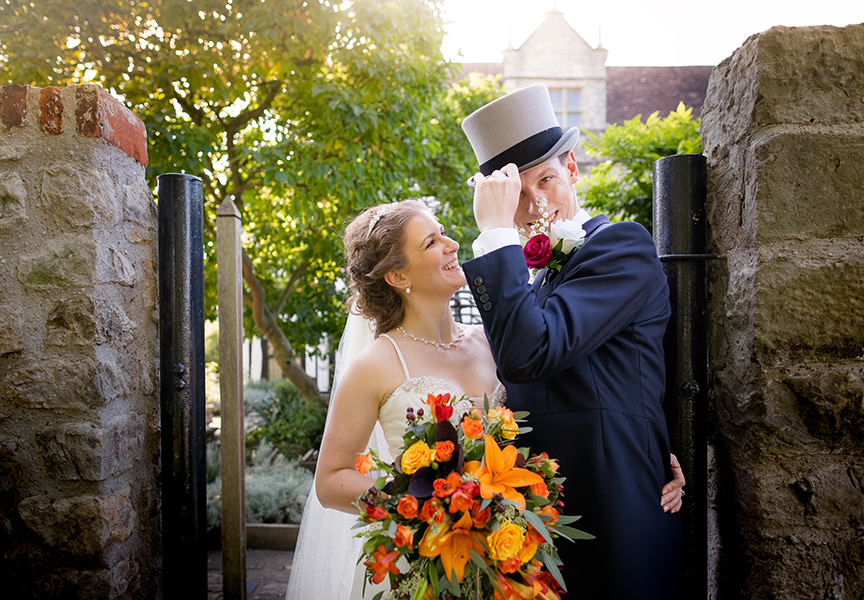 Sophie and Chris's classic autumn wedding in Kent, images by Terence Joseph Photography (21)
