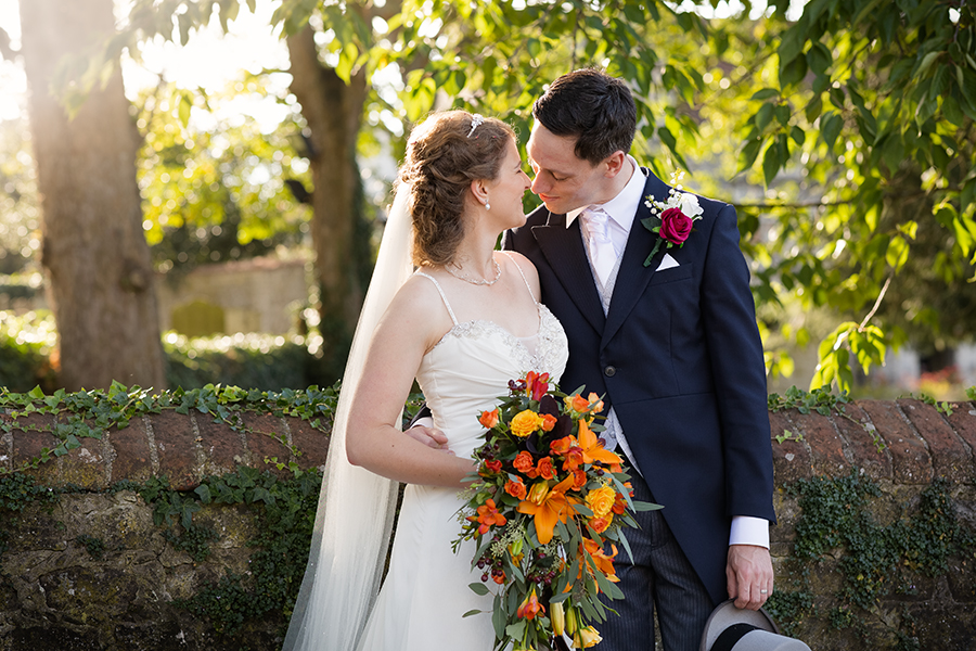 Sophie and Chris's classic autumn wedding in Kent, images by Terence Joseph Photography (23)