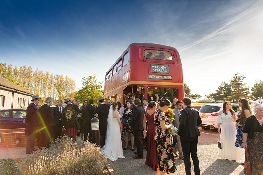 Sophie and Chris's classic autumn wedding in Kent, images by Terence Joseph Photography (27)