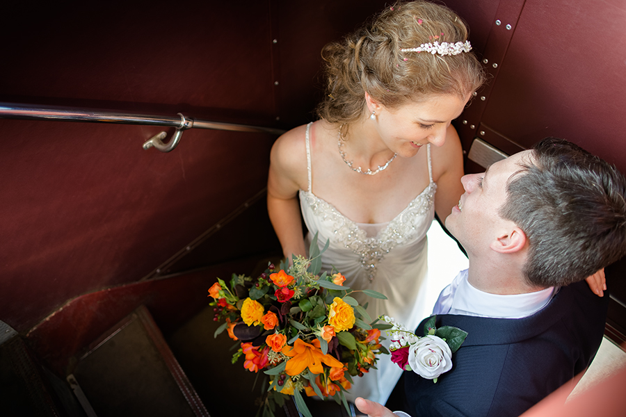 Sophie and Chris's classic autumn wedding in Kent, images by Terence Joseph Photography (28)