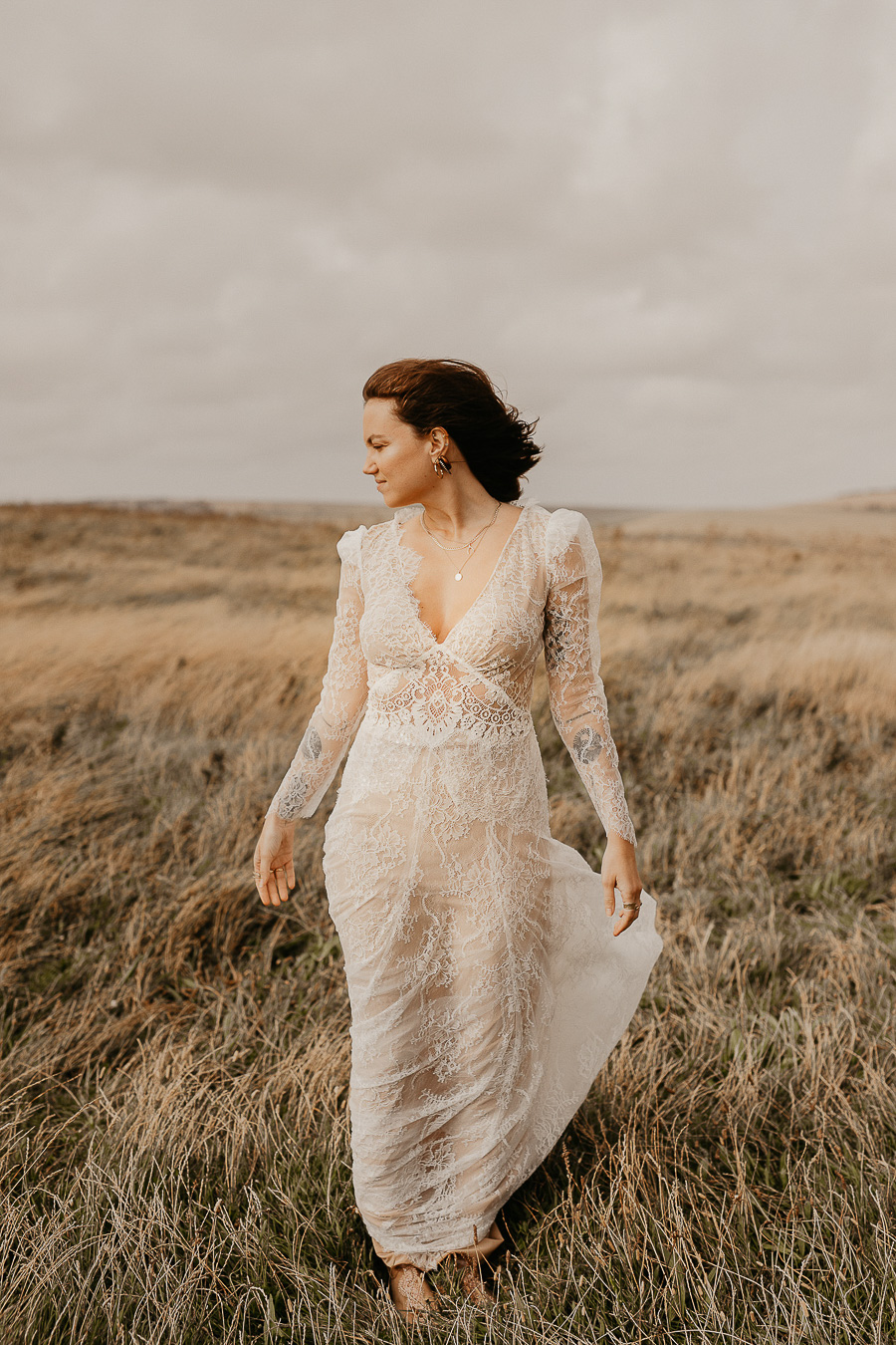 Sussex Coast wedding photography wild spirit style Jessica Lily Photography (10)