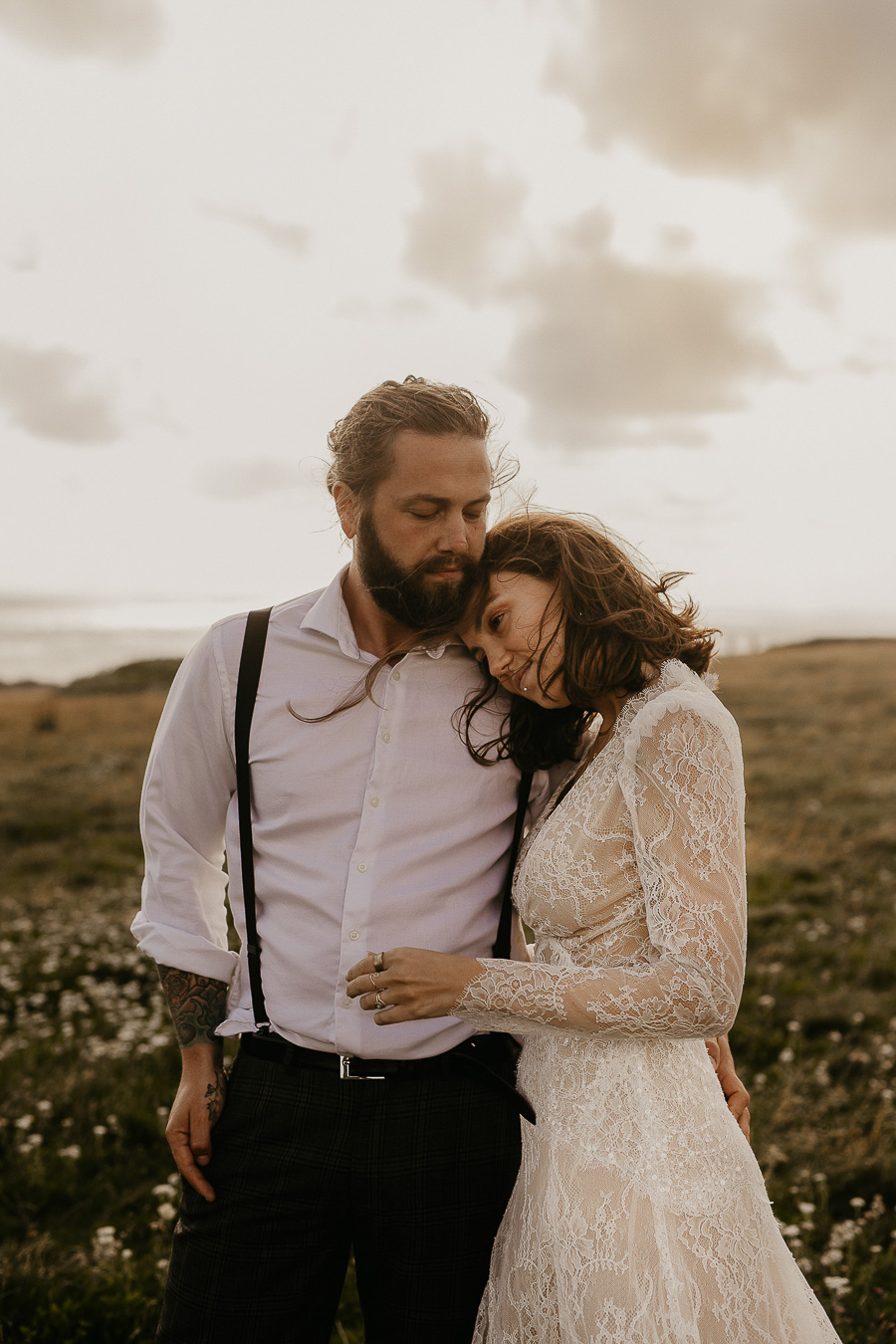 Sussex Coast wedding photography wild spirit style Jessica Lily Photography (20)
