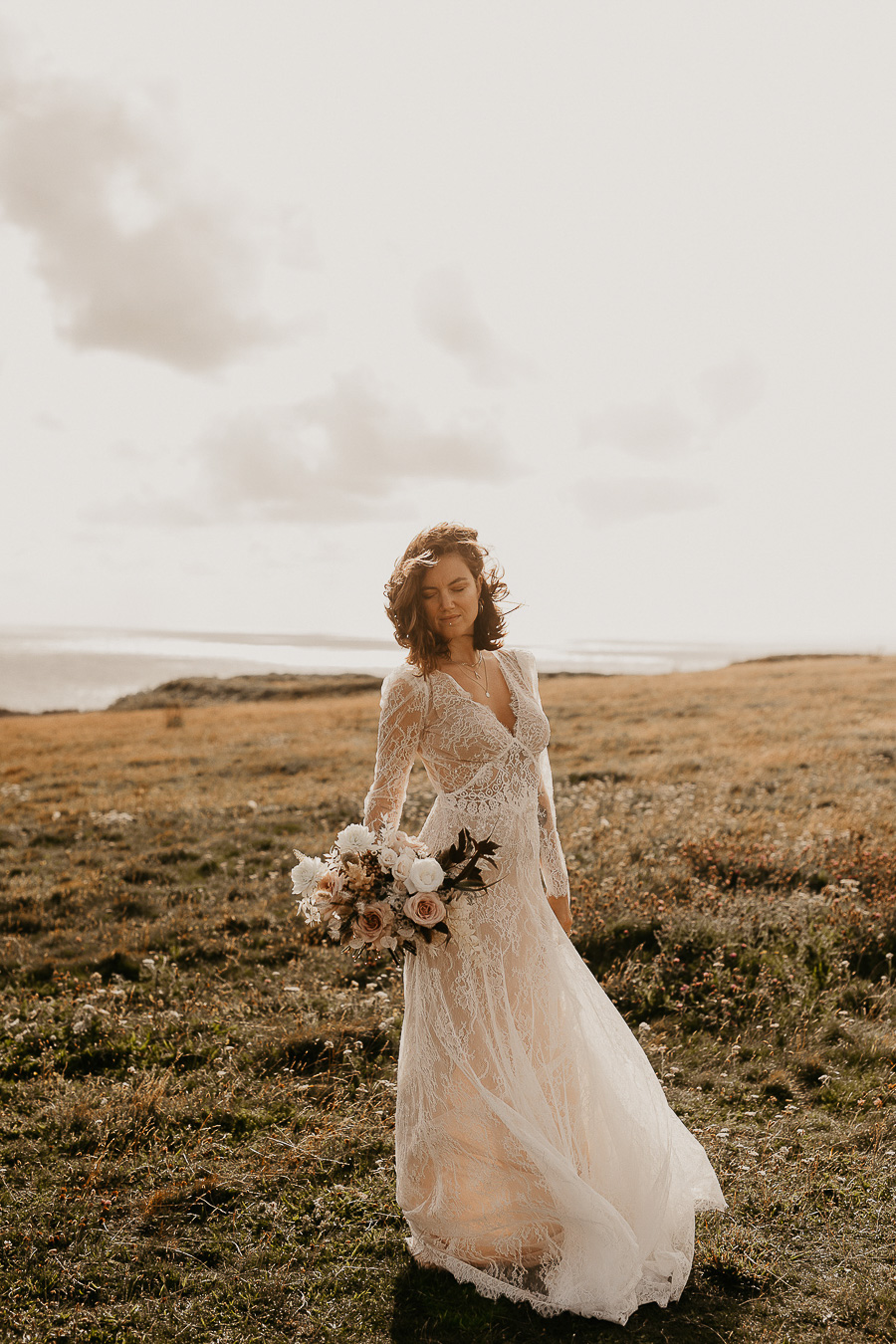 Sussex Coast wedding photography wild spirit style Jessica Lily Photography (24)