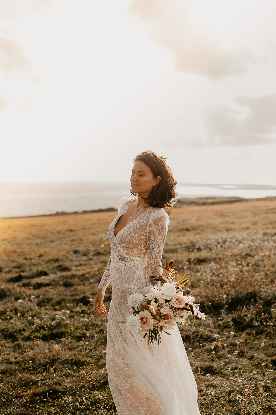 Sussex Coast wedding photography wild spirit style Jessica Lily Photography (25)