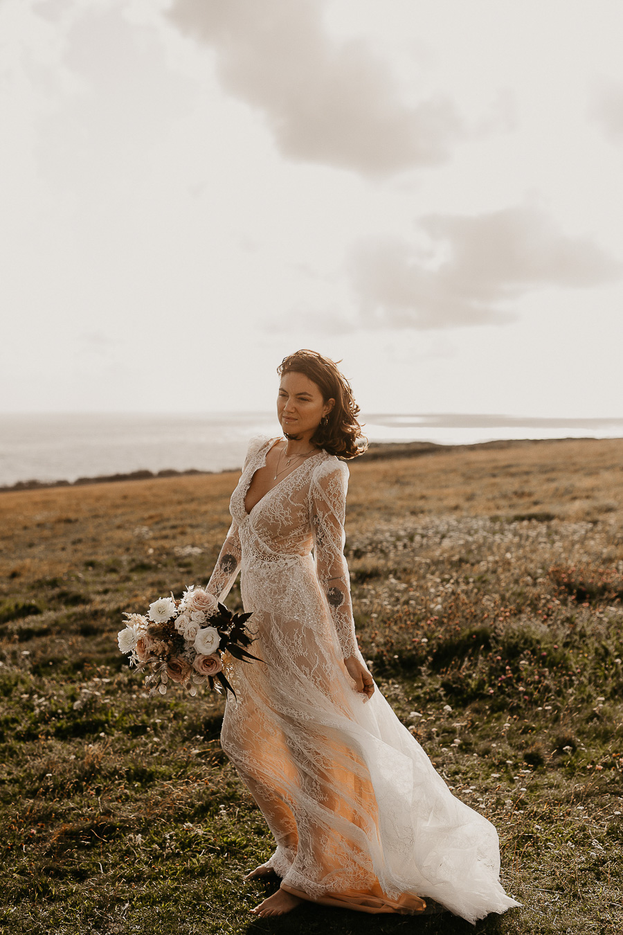 Sussex Coast wedding photography wild spirit style Jessica Lily Photography (26)