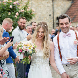 Amy and Niall's rustic Priston Mill wedding, with Martin Dabek Photography