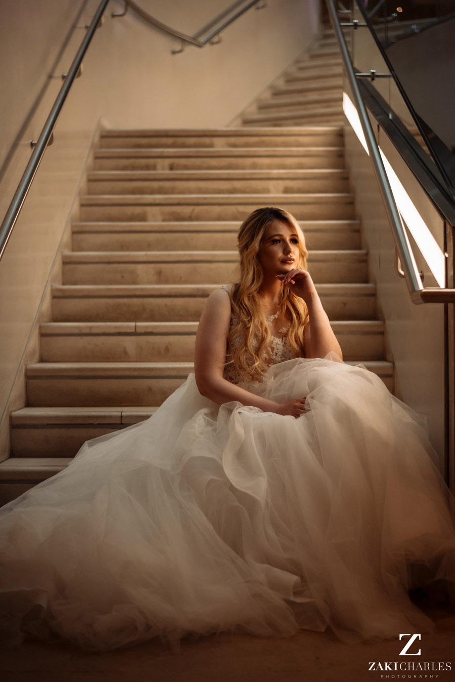 Oxford wedding photography, alternative wedding ideas from Ashmolean Museum with Zaki Charles Photography (30)
