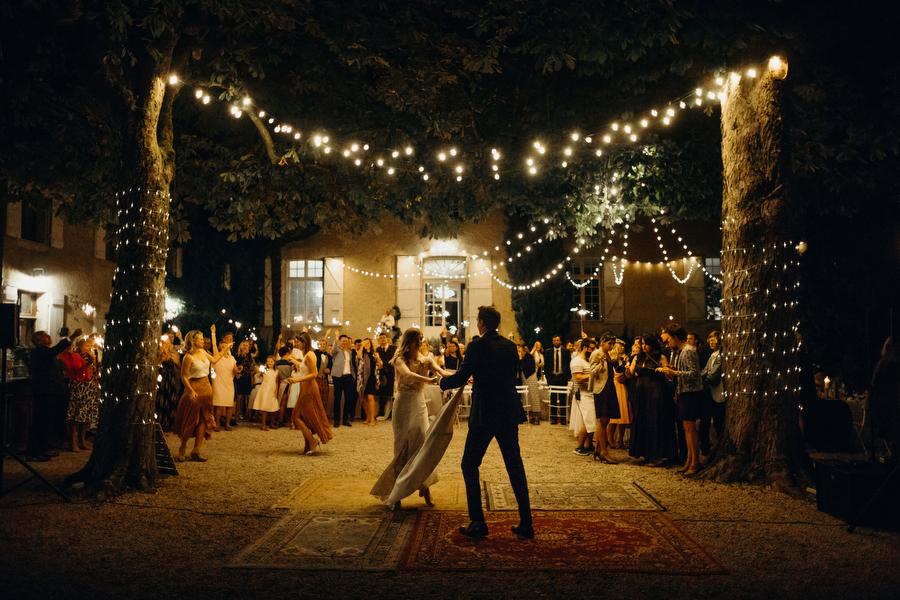 Chateau de Lartigolle wedding photography