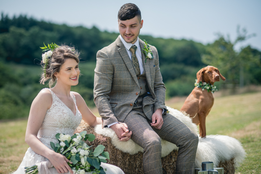 A dog friendly elopement in Cornwall - images by Iconik Photography (20)