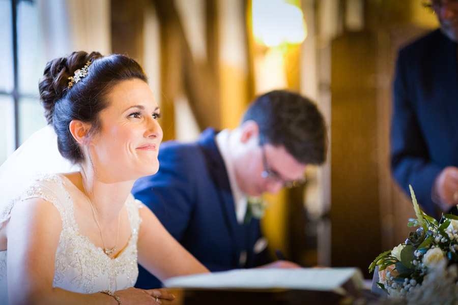 Hannah and Tom's November wedding at The Plough at Leigh with Terence Joseph Photography (15)