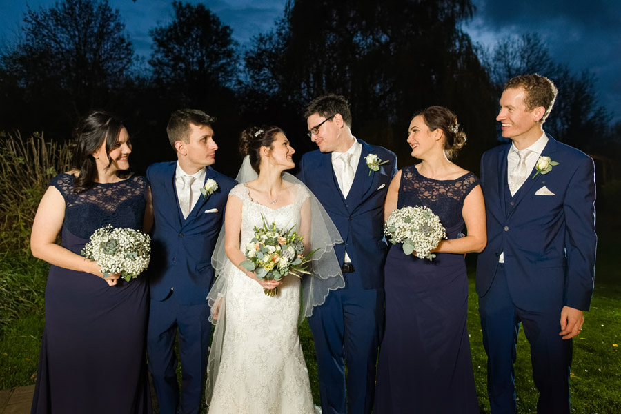 Hannah and Tom's November wedding at The Plough at Leigh with Terence Joseph Photography (18)