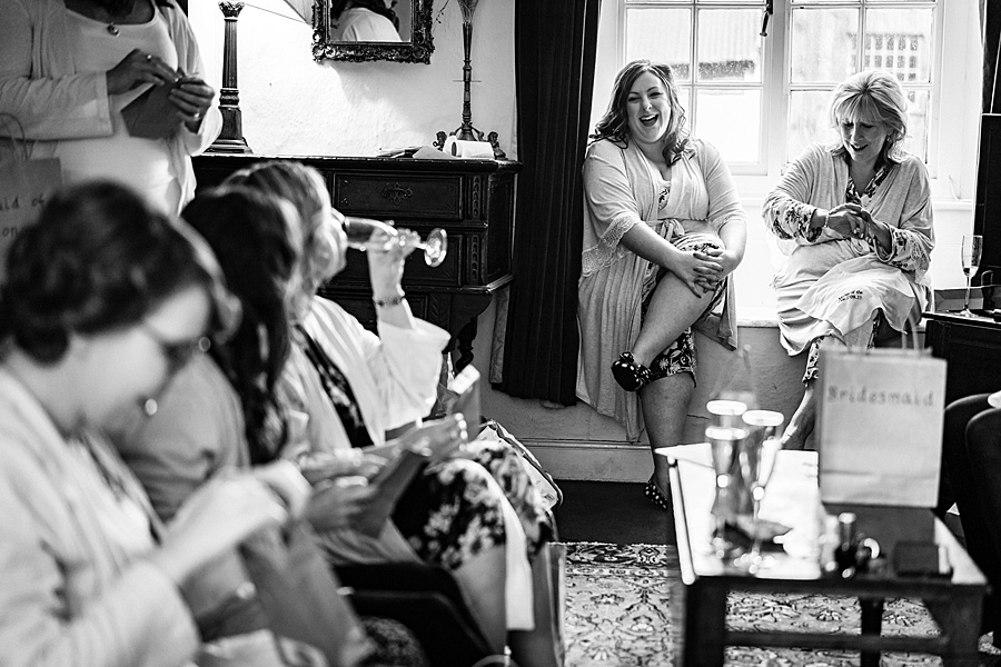 A gloriously creative Devon wedding at Eggbeer Farm, with images by Linus Moran Photography (5)