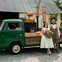 Jenny & Ben's EPIC, pom-pom filled Eggbeer Farm wedding, with Linus Moran Photography