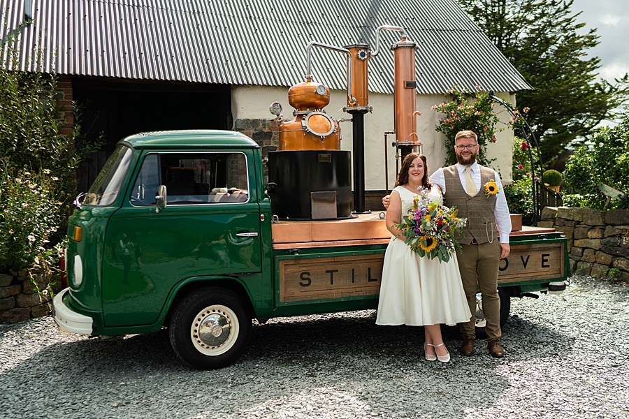 A gloriously creative Devon wedding at Eggbeer Farm, with images by Linus Moran Photography (26)