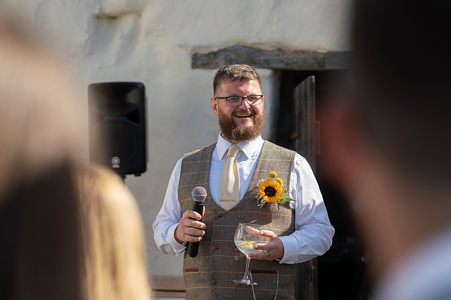 A gloriously creative Devon wedding at Eggbeer Farm, with images by Linus Moran Photography (34)