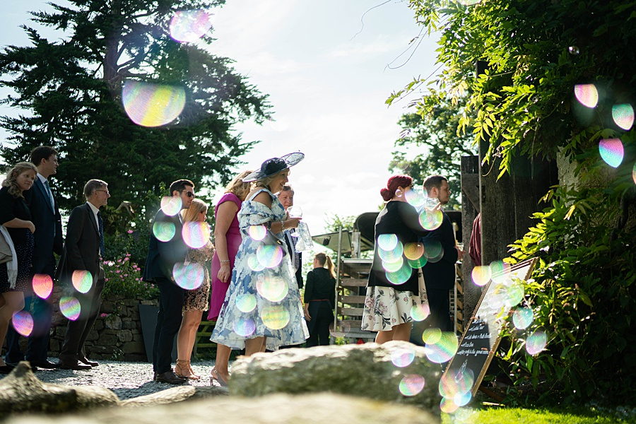 A gloriously creative Devon wedding at Eggbeer Farm, with images by Linus Moran Photography (37)