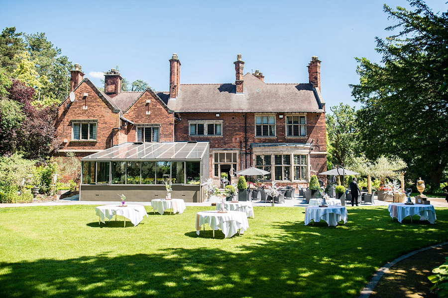 Traditional English wedding at Moxhull Hall Hotel, image credit Damian Burcher (2)