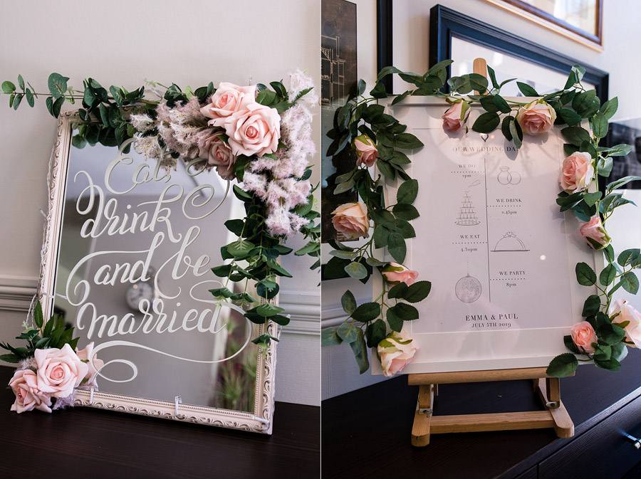 Traditional English wedding at Moxhull Hall Hotel, image credit Damian Burcher (11)