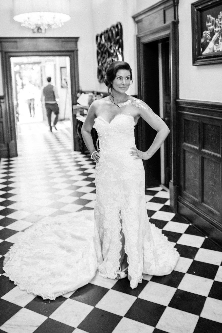Traditional English wedding at Moxhull Hall Hotel, image credit Damian Burcher (30)