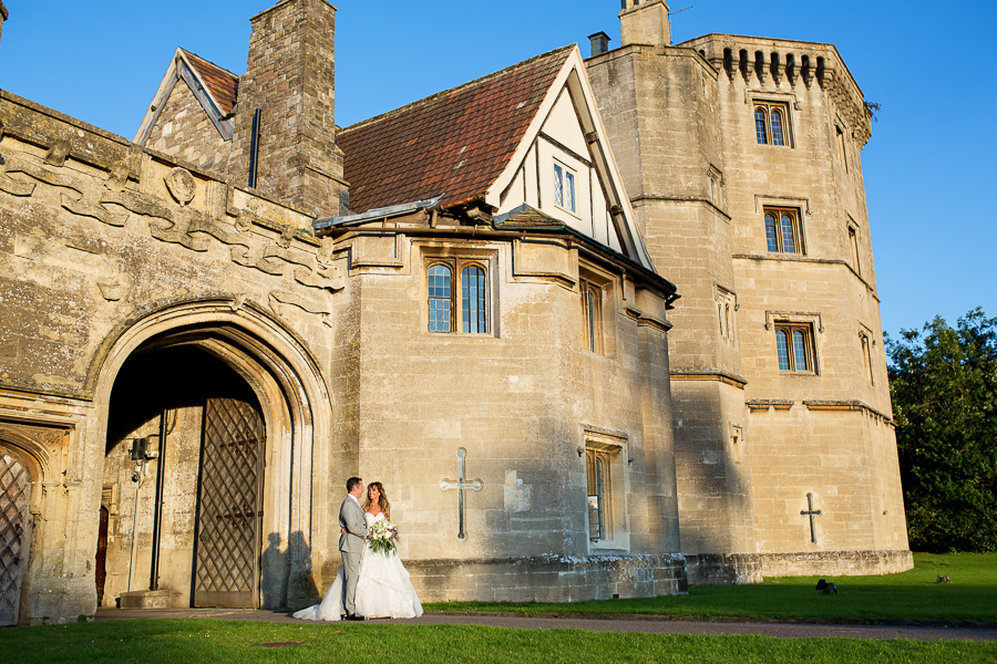 Carly and Steve's beautiful outdoor wedding at Thornbury Castle, with Martin Dabek Photography (27)