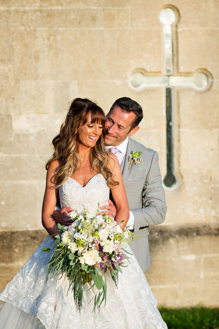 Carly and Steve's beautiful outdoor wedding at Thornbury Castle, with Martin Dabek Photography (29)