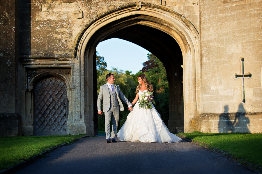 Carly and Steve's beautiful outdoor wedding at Thornbury Castle, with Martin Dabek Photography (30)