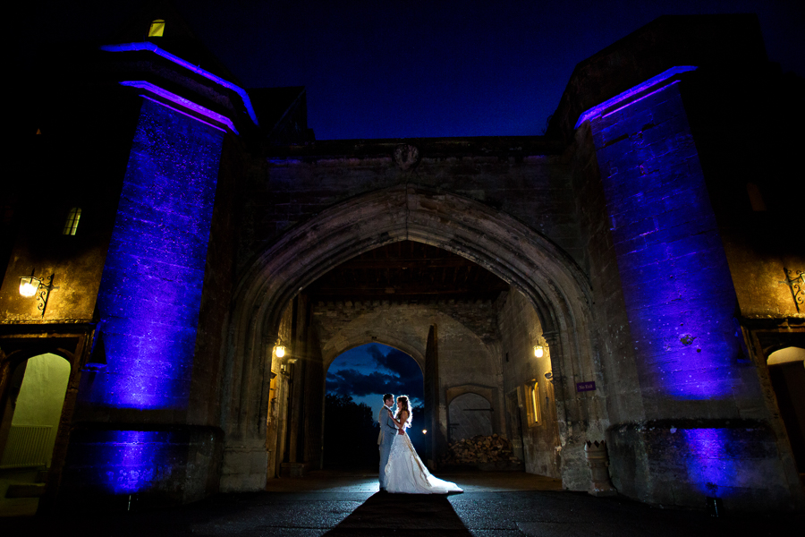 Carly and Steve's beautiful outdoor wedding at Thornbury Castle, with Martin Dabek Photography (35)