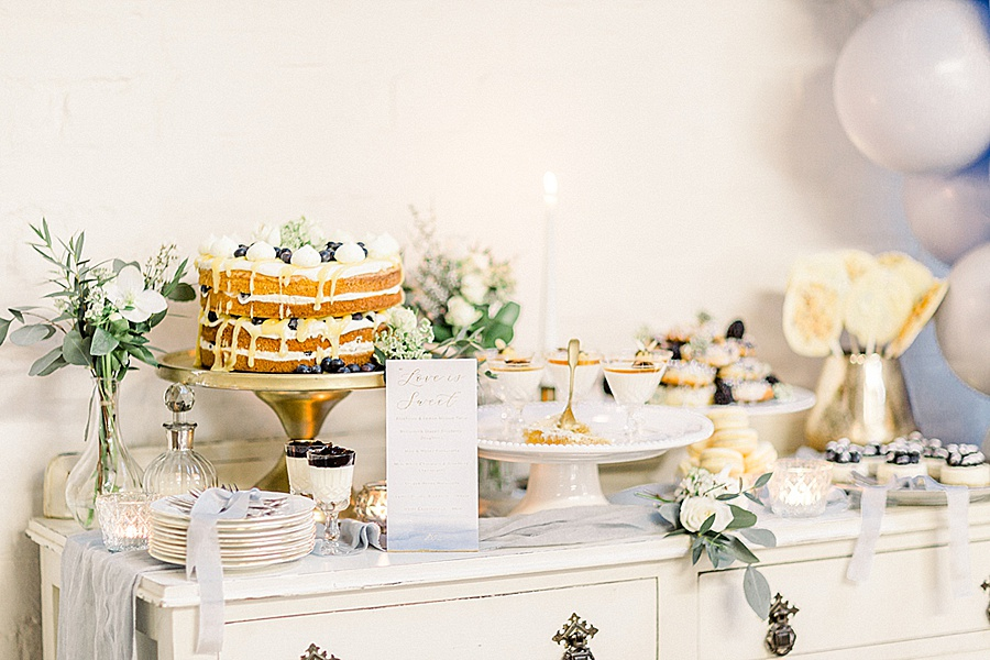 Barn venue transformed for a beautiful modern wedding, photo credit Terri and Lori (39)