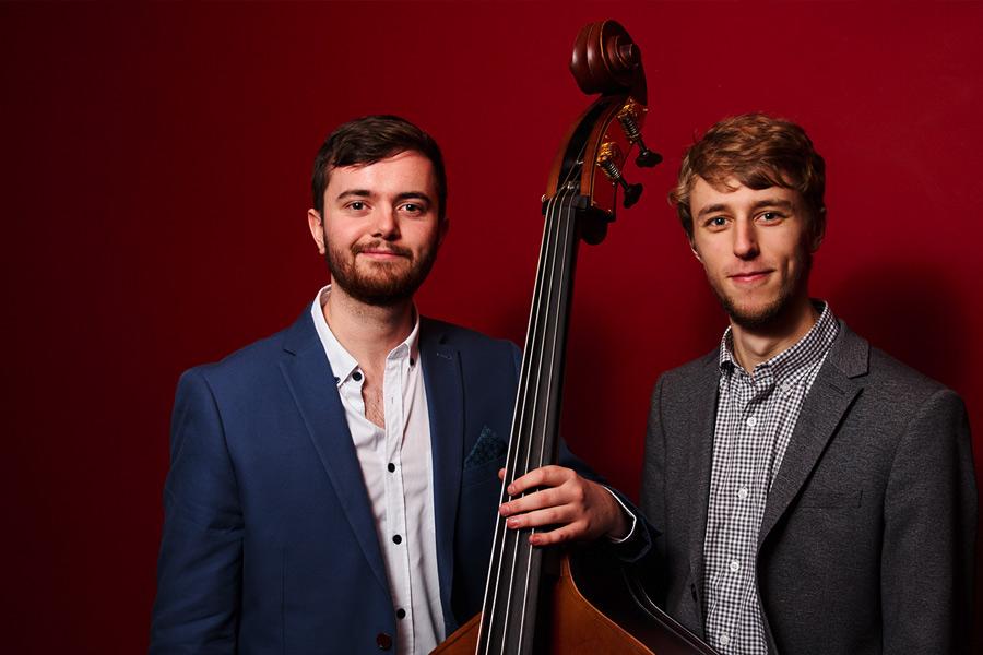 Wedding jazz duos