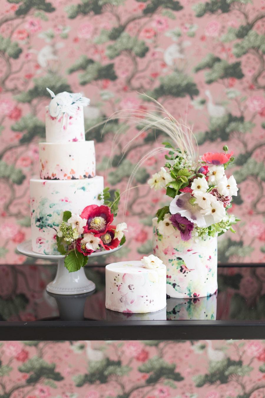 floral wedding ideas at Millbridge Court on English Wedding - photo credit Julie Michaelsen Photography (28)