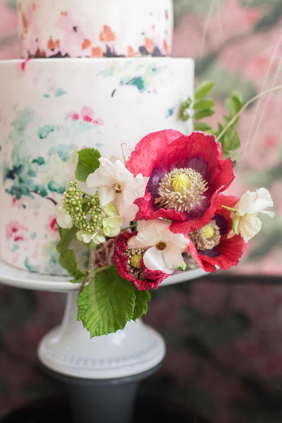 floral wedding ideas at Millbridge Court on English Wedding - photo credit Julie Michaelsen Photography (29)