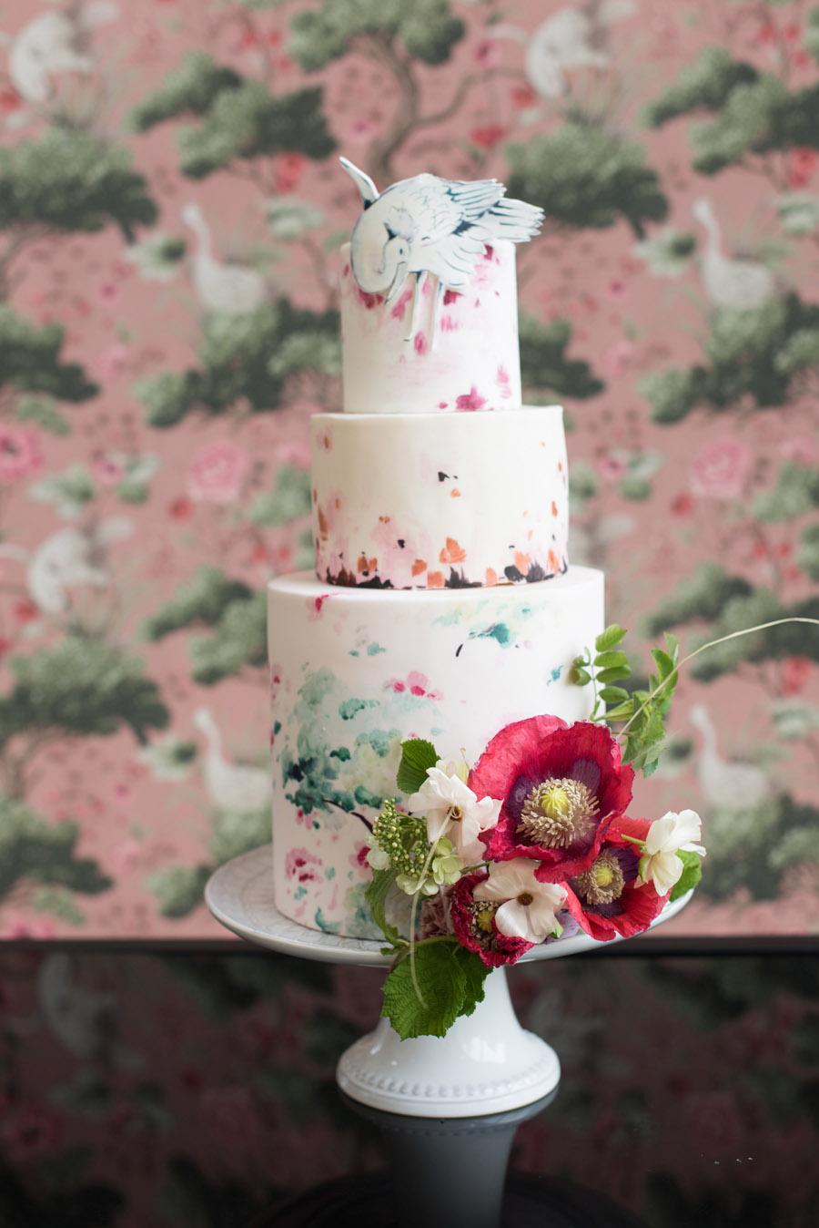 floral wedding ideas at Millbridge Court on English Wedding - photo credit Julie Michaelsen Photography (32)
