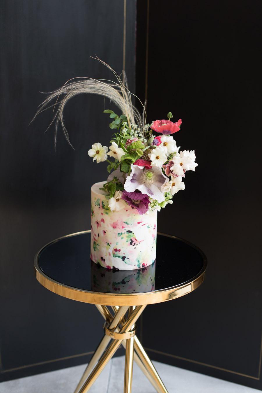 floral wedding ideas at Millbridge Court on English Wedding - photo credit Julie Michaelsen Photography (33)