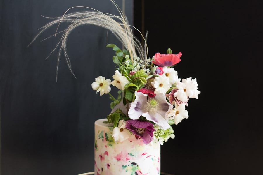 floral wedding ideas at Millbridge Court on English Wedding - photo credit Julie Michaelsen Photography (36)