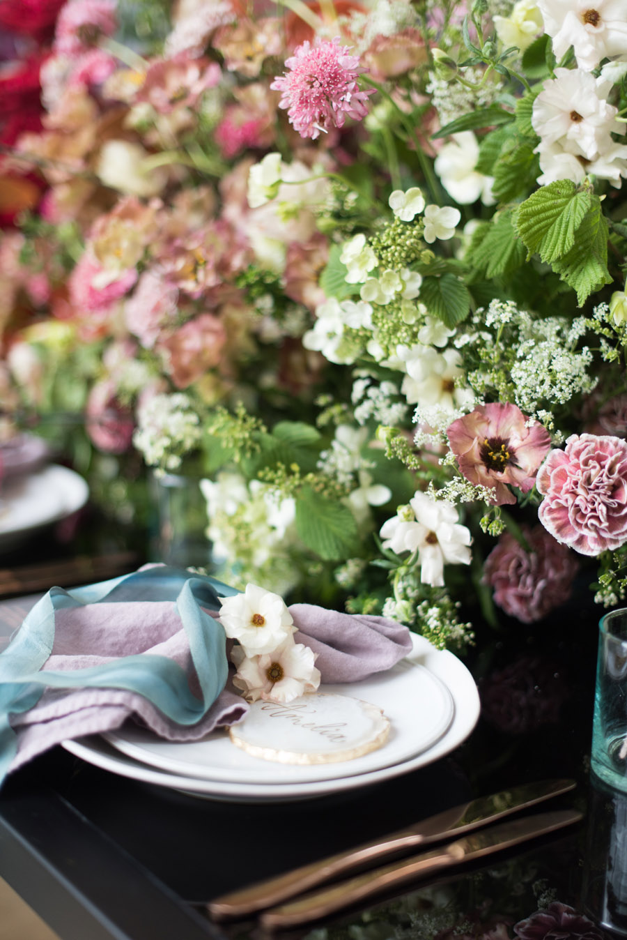 floral wedding ideas at Millbridge Court on English Wedding - photo credit Julie Michaelsen Photography (41)