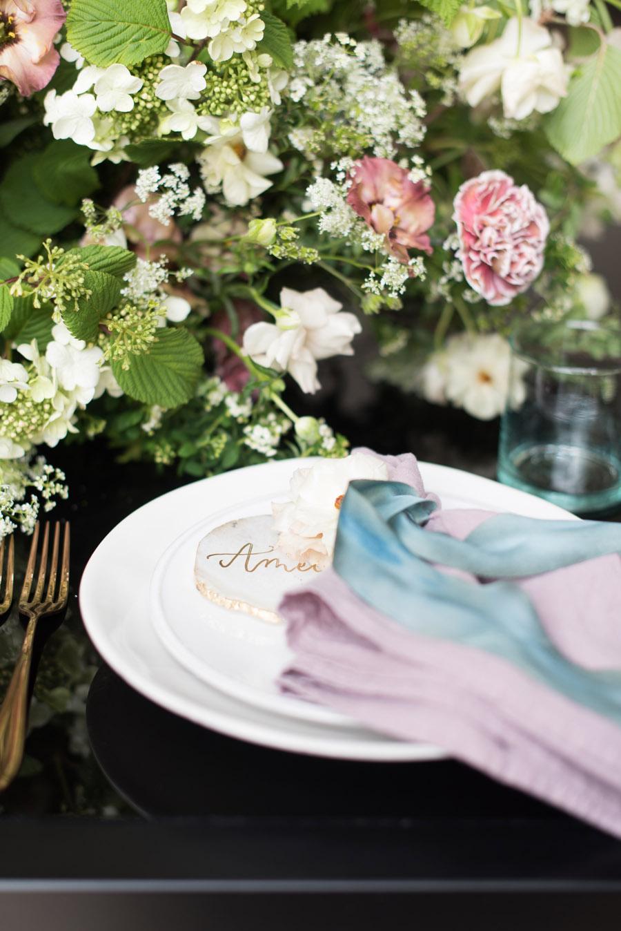 floral wedding ideas at Millbridge Court on English Wedding - photo credit Julie Michaelsen Photography (44)